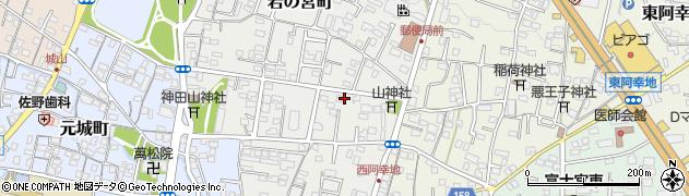 和食処・佐とう周辺の地図