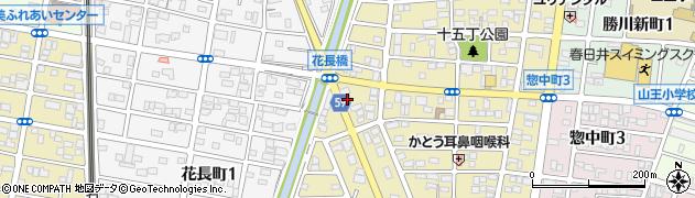 ふぁんふぁ周辺の地図