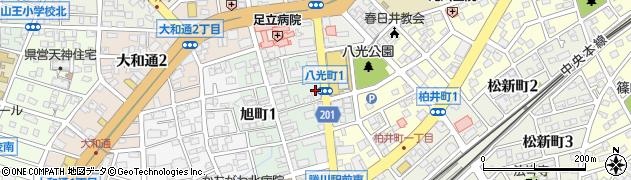 水徳本店ご予約用周辺の地図
