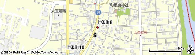 王友センター周辺の地図