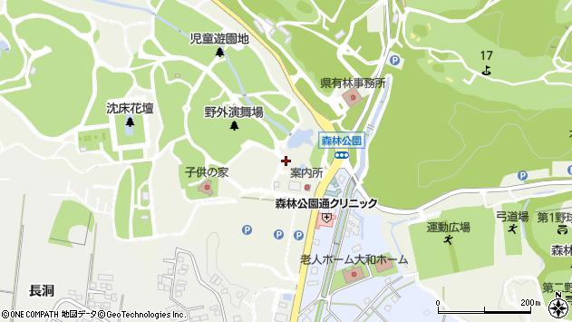 〒488-0081 愛知県尾張旭市新居の地図