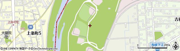 愛知県名古屋市守山区吉根(小屋前)周辺の地図