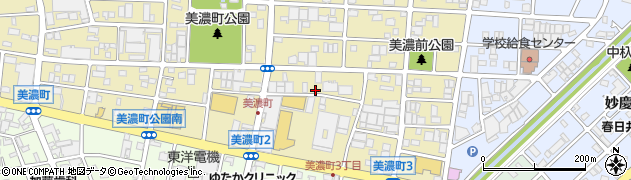 ユーミンフード株式会社周辺の地図