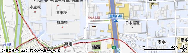 すし市場正・本店周辺の地図