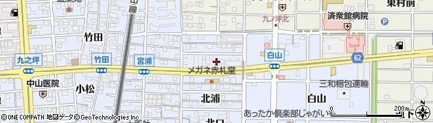 エイト&エイト(8&8)周辺の地図