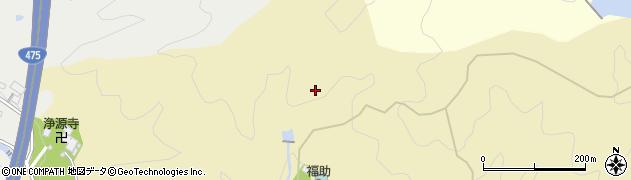 愛知県瀬戸市岩屋町周辺の地図