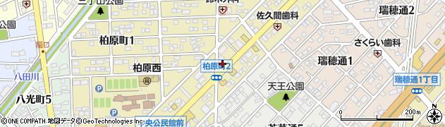串ダイニング元気屋周辺の地図