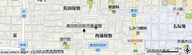 串かつの串ぎく周辺の地図