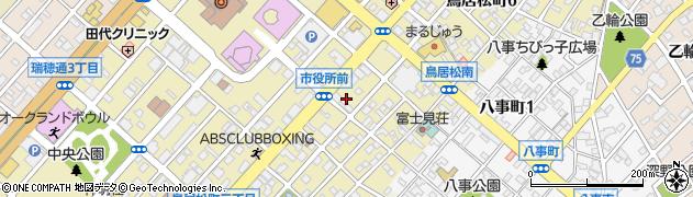 トータルプロデュース株式会社周辺の地図