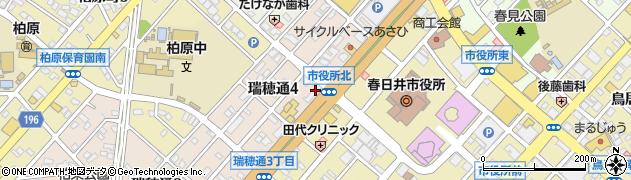 オガッシ周辺の地図