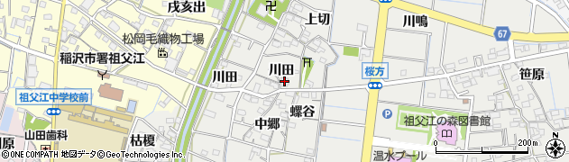 とき 注文受付周辺の地図