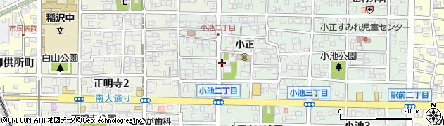 山元周辺の地図