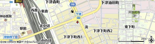 ドリーム・ケイ周辺の地図