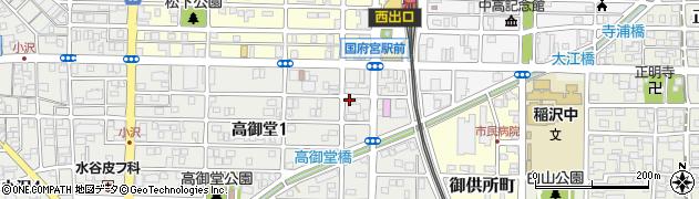 レモン周辺の地図