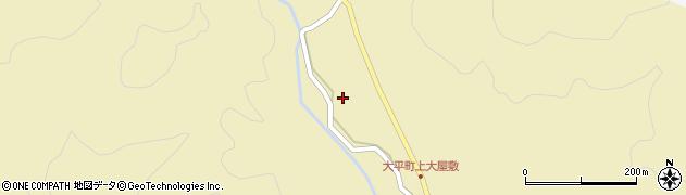 愛知県豊田市大平町(石仏)周辺の地図