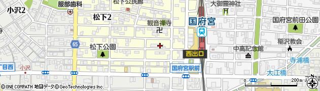 ちょこっと居酒屋ひめゆり周辺の地図
