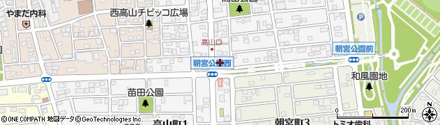 とも周辺の地図