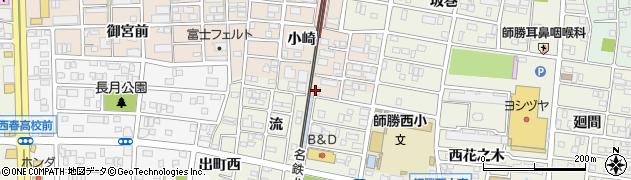 株式会社美矢尾周辺の地図