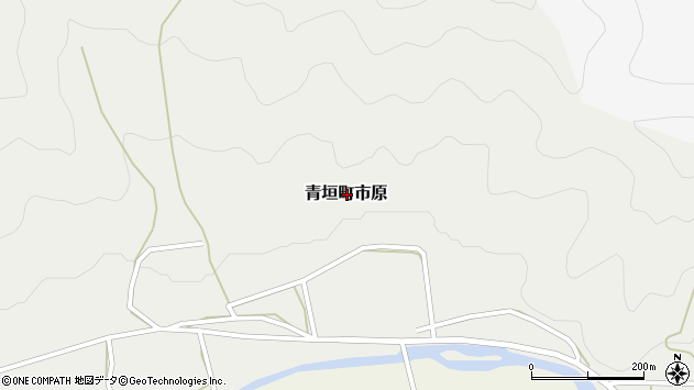〒669-3831 兵庫県丹波市青垣町市原の地図