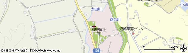 長秀寺周辺の地図