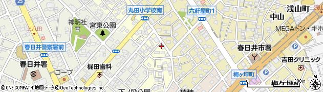 小春周辺の地図