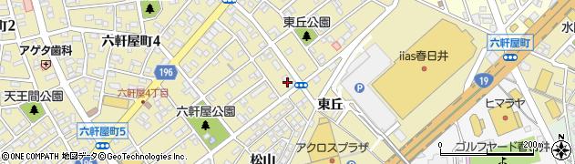 株式会社まるすぎ周辺の地図