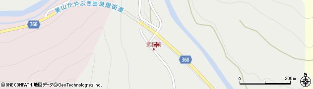 頓乗寺周辺の地図