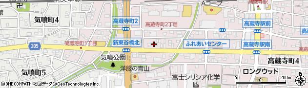 ウーマン周辺の地図