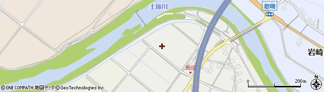 京都府福知山市宮周辺の地図