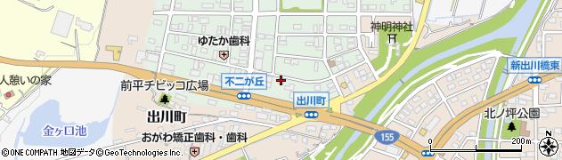 パブキッチン芋の子周辺の地図