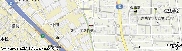 株式会社ヨシケイ岐阜一宮営業所周辺の地図