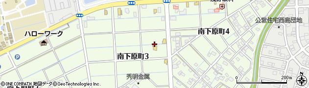 かつ雅春日井店周辺の地図