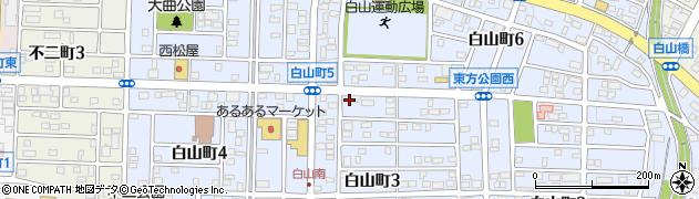 まりこのお弁当周辺の地図
