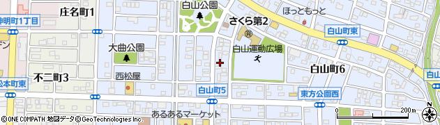 くいしん坊周辺の地図