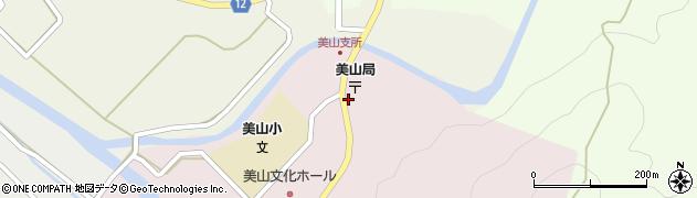 京都府南丹市美山町島(往古瀬)周辺の地図