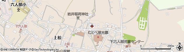 京都府福知山市長田北周辺の地図
