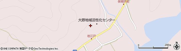 京都府南丹市美山町三埜(南畑)周辺の地図