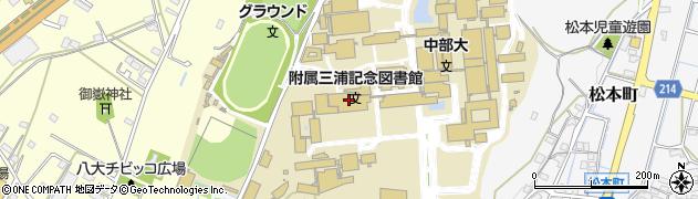 有限会社とりかつ周辺の地図