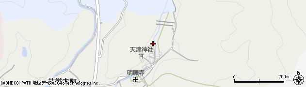 滋賀県彦根市荘厳寺町周辺の地図