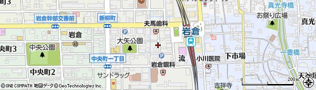 たこべえ周辺の地図