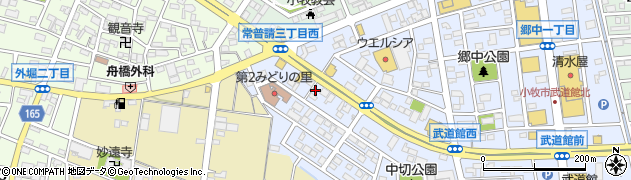 みちしるべ周辺の地図