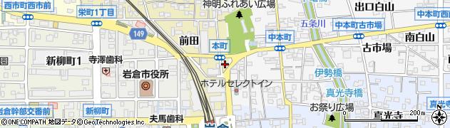 snackTOKIO周辺の地図