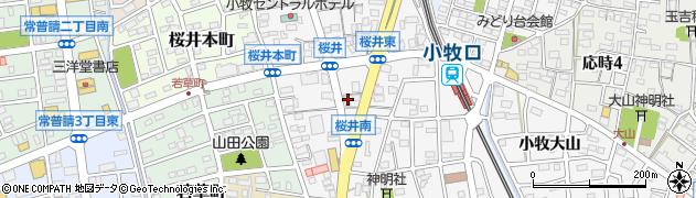 うとと周辺の地図