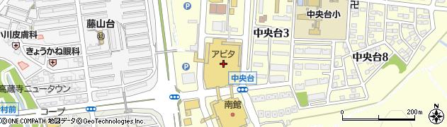 株式会社デリカスイト高蔵寺店周辺の地図