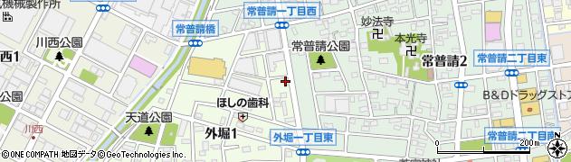 有限会社ホリエンタープライズ周辺の地図