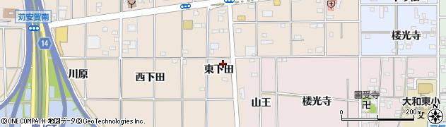 昇華周辺の地図