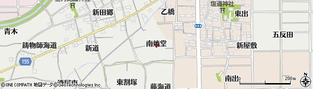 愛知県一宮市丹陽町重吉(南焼堂)周辺の地図