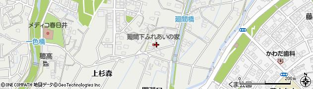 愛知県春日井市廻間町(石亀)周辺の地図