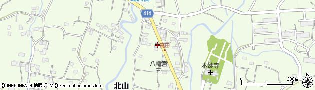 SNACK810周辺の地図