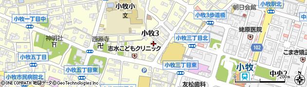 株式会社ヤオカネ周辺の地図